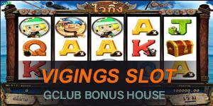 Vigings Gclub Slot เกมไวกิ้งสล็อต